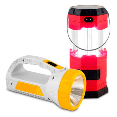 Rechargeable Emergency Spot Light