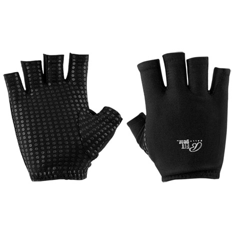 Bally Women's Fitness Gloves + Oregon Scientific Heart Rate Monitor