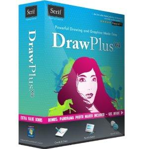 Serif DrawPlus X4 Software
