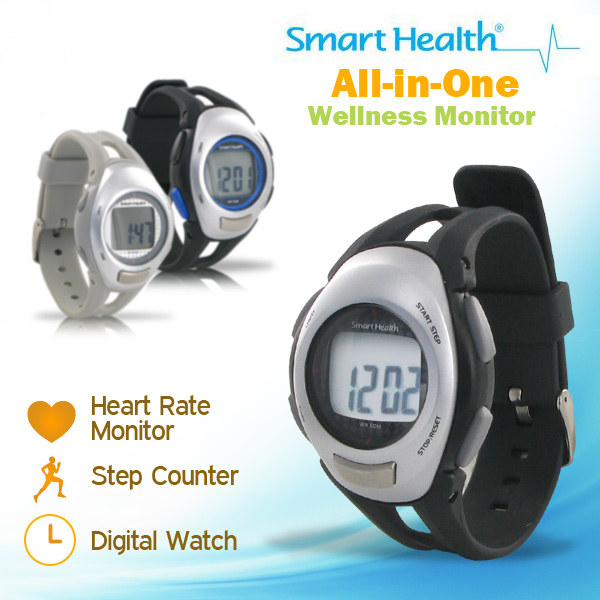 All-in-One Heart Rate Monitor
