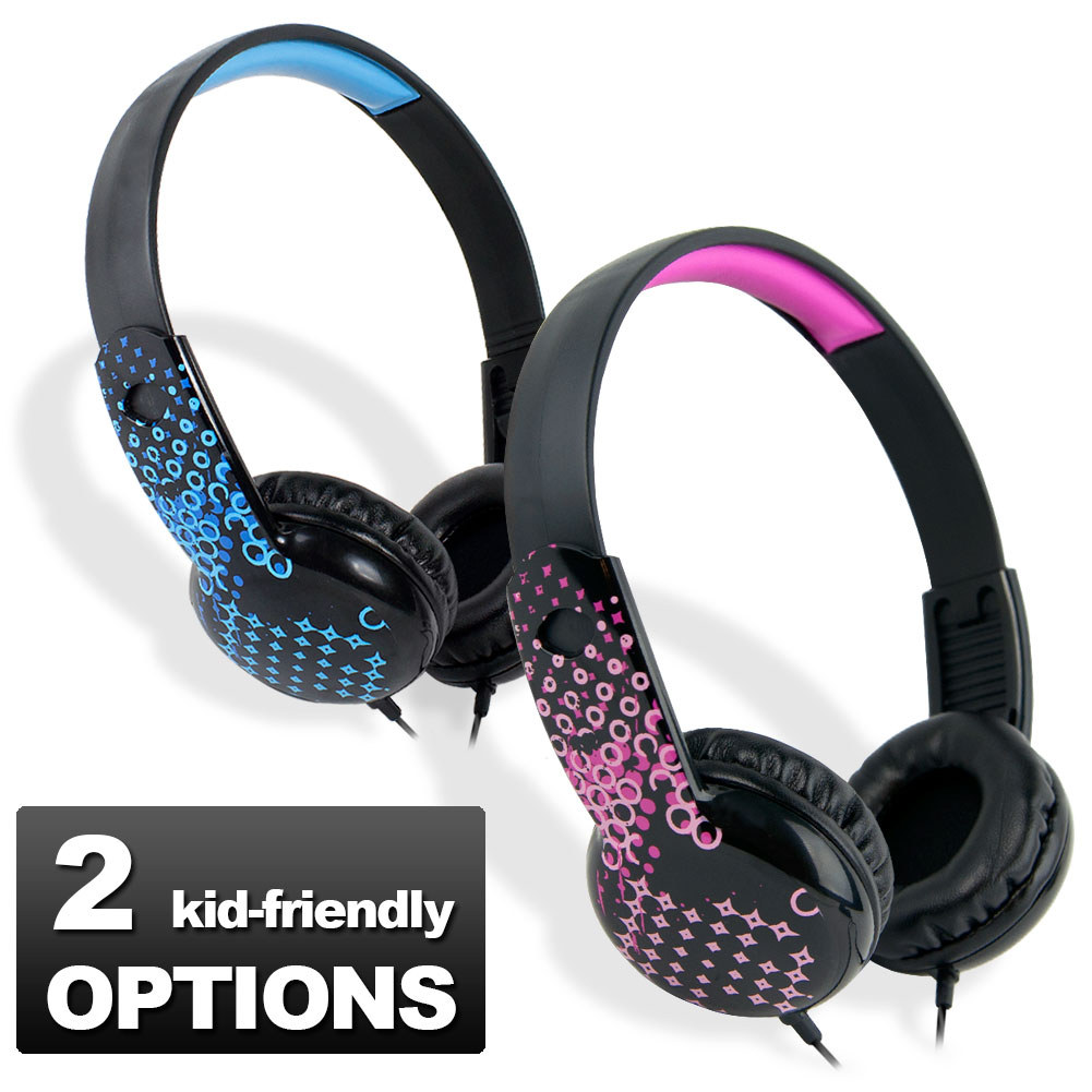 Maxell Safe Soundz Over-Ear Headphones