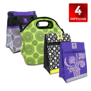 Gaiam Insulated Lunch Bags