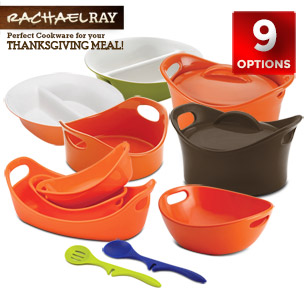 Rachel Ray Dishes and Tools