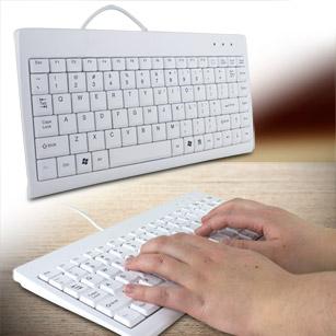 SolidTek Mini Laptop Keyboard