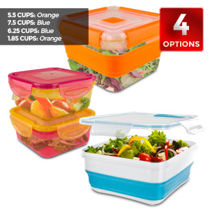 Cool Gear Food Storage Containers