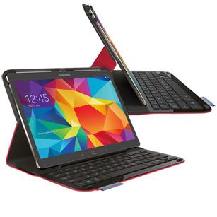 Logitech Type S Folio Keyboard Case For Samsung Galaxy Tab S 10.5