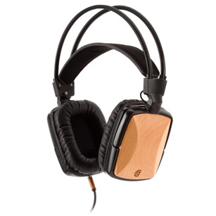 Griffin WoodTones Over-Ear Headphones