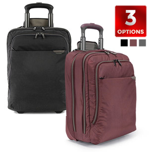 Tucano 'Work-Out' Expanded Trolley Carry On Case
