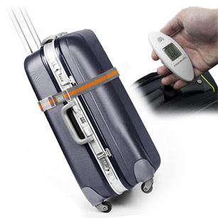 Deluxe Luggage Belt & Scale Bundle