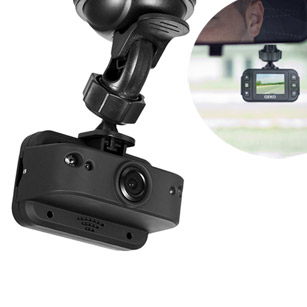 Dashboard Camera Video Recorder with Night Vision