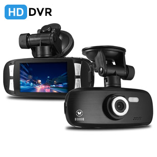 WickedHD 1080P Car Dashcam & DVR