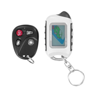 EZ-Starter 2-Way Remote Start and Security System