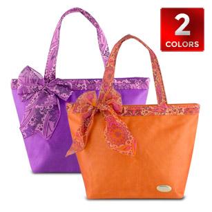 Jacki Design Summer Bliss Beach Tote Bags