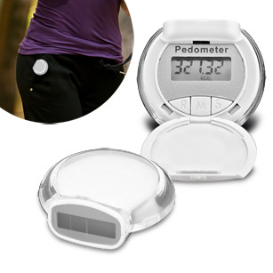 Mighty Pedometer Activity Tracker & Calorie Counter