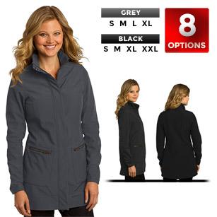 Ogio Ladies Intake Trench Coat