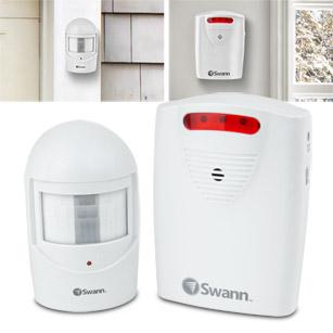 Swann Home Series Motion Sensing Driveway Alert