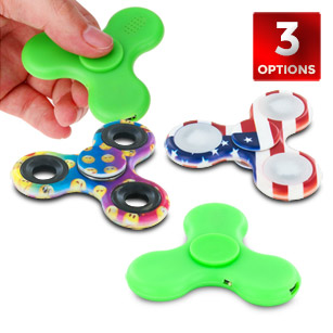 Stress Relieving Fidget Spinners