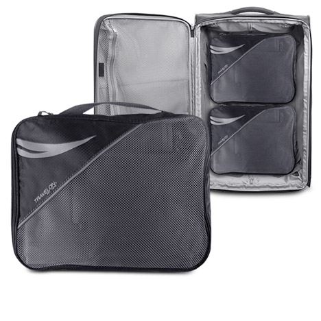 Travelon Luggage 2-Sided Packing Cube
