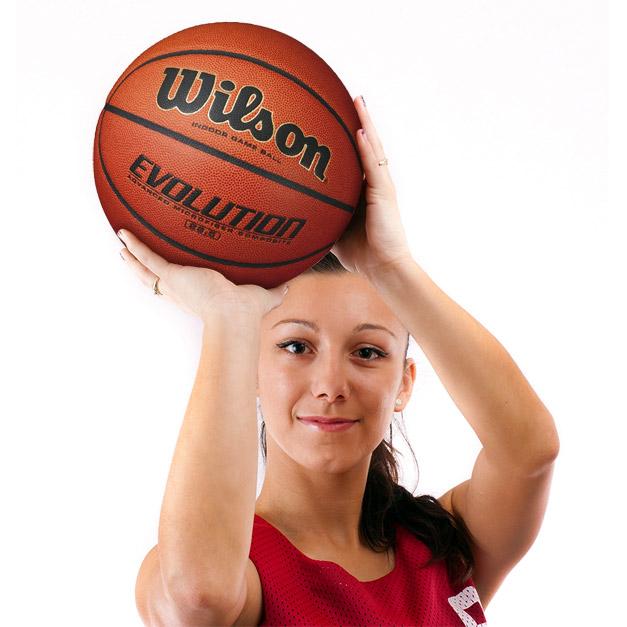 Wilson Official Evolution Basketball
