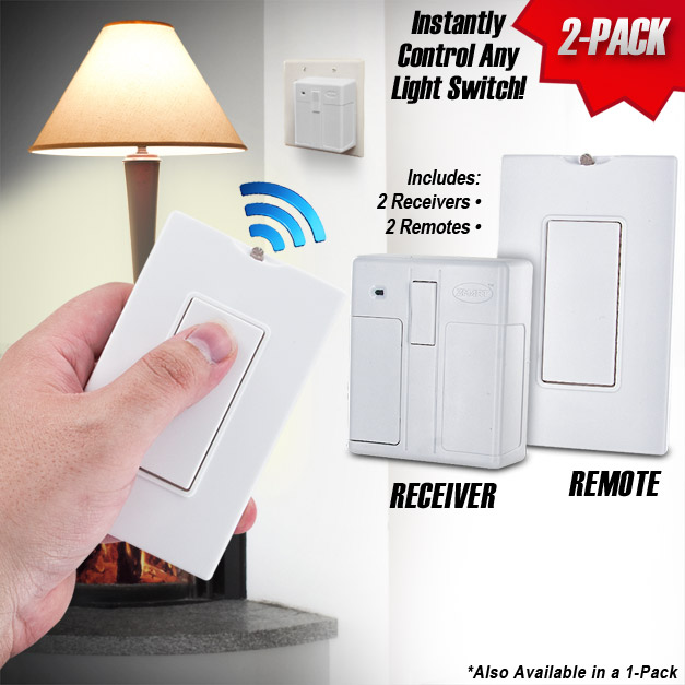 Zmart Switch -  Smart & Easy Way to Control Any Light Switch