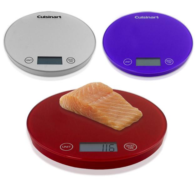 Cuisinart DigiPad Digital Kitchen Scale
