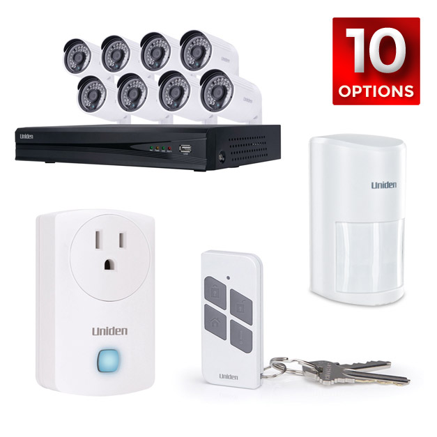 Uniden Security Systems & Accessories