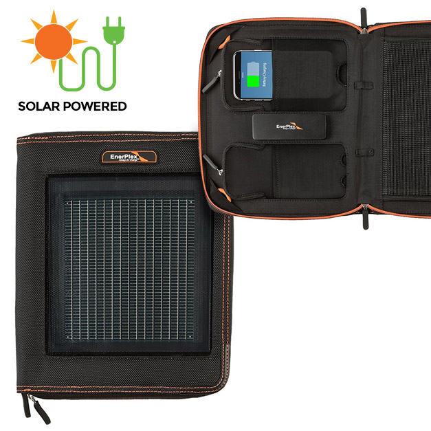 Kickr II+  Portable Solar Charger