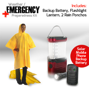 Weather/Emergency Preparedness Kit