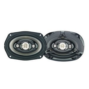 Power Acoustik KP-694N Speaker - 4-way - 4 Ohm