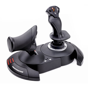 Guillemot Thrustmaster T-Flight Hotas X USB Joystick