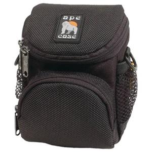 Ape Case AC165 Compact Digital Camera Case - Pouch - Black, Hi-Vis Yellow
