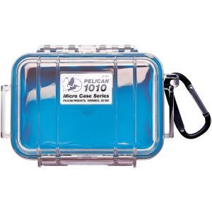 """1010 Multi Purpose Micro Case - 4.06"""" x 2.12"""" x 5.88"""" - Blue"""