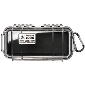 """1030 Multi Purpose Micro Case - 3.87"""" x 2.43"""" x 7.5"""" - Black"""