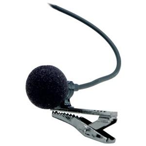 Azden EX-503 Lavalier Microphone - Electret - Lapel - Cable