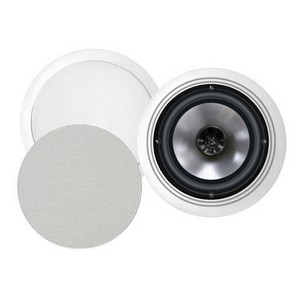 Image of BIC America FH6-C 150 W RMS Indoor Speaker - 2-way - 2 Pack - 8 Ohm