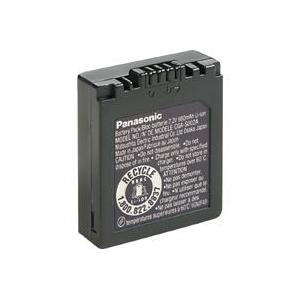 anasonic CGA-S002 Lithium Ion Rechargeable Battery - Lithium Ion (Li-Ion) - 7.2V DC