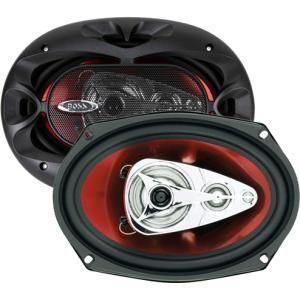 "Boss CH6940 Speaker - 4-way - 4 Ohm - 6"" x 9"""
