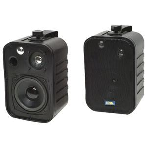 TIC ASP25-B Speaker System - 25 W RMS - Black