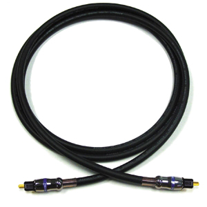 Accell UltraAudio Fiber Optic Digital Audio Cable - Toslink - Toslink - 50.03ft