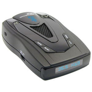 Whistler Pro-78SE Radar Detector - K-band, Ka Superwide, X-band - City, Highway, Dim - 360 Detection