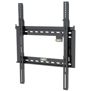 Level Mount DC65ADLP Full Motion Wall Mount - 200 lb - Black