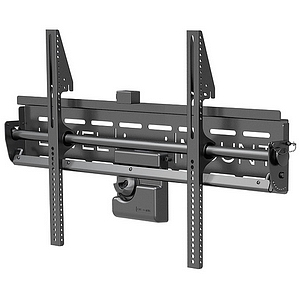 Level Mount DC65PWT TV Wall Mount - Steel - 200 lb - Black