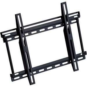 OmniMount WorldMount 1N1-M Universal Medium Flat Panel Fixed Mount - 80 lb - Black