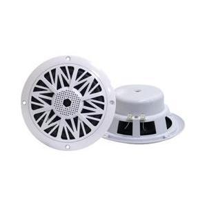 """Pyle Hydra PLMR62 Speaker - 200 W PMPO - 2-way - 4 Ohm - 6.50"""" - Marine"""