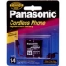 Panasonic Nickel-Cadmium Type 14 Battery for Cordless Phones - Nickel-Cadmium (NiCd) - 2.4V DC