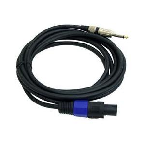 Pyle PylePro Professional Speaker Cable - Speakon - Phono - 15ft
