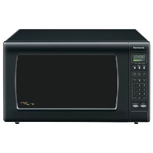 Panasonic NN-H965BF Microwave Oven - Countertop - 2.2 ft - 1250W - Black