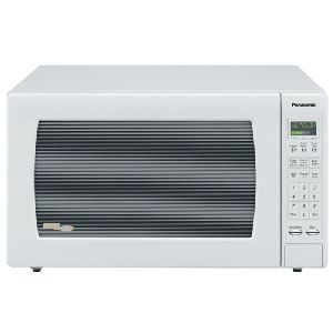 Panasonic NN-H965WF Microwave Oven - Countertop - 2.2 ft - 1250W - White