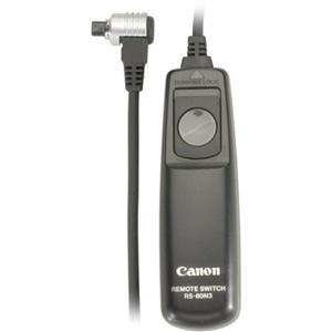 Canon RS 80N3 - Remote control - Digital Camera, Camera - Camera Remote