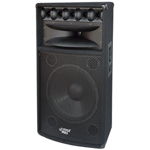 Pyle PylePro PADH1569 500 W RMS Speaker - 5-way - 8 Ohm - Floor Standing